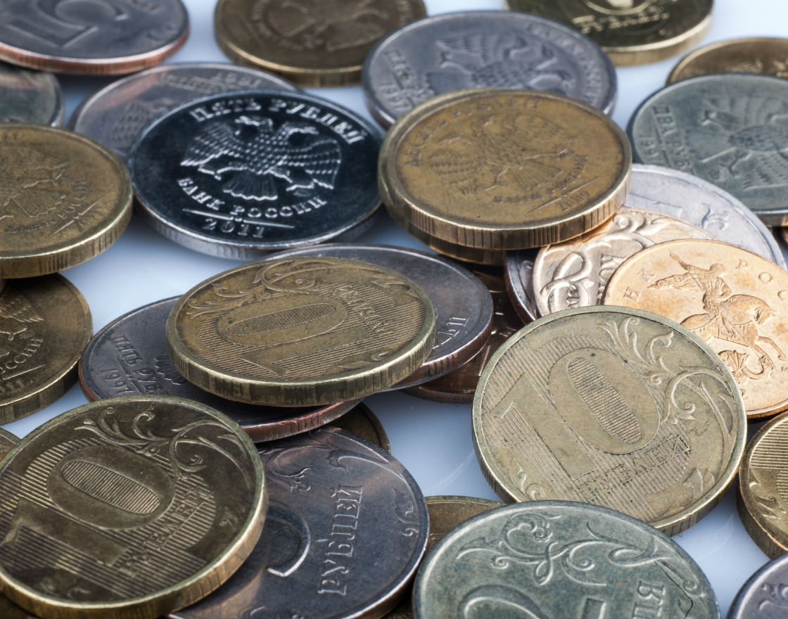 Wtorkowe przekleństwo rubla