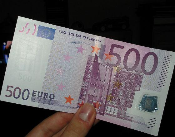 500 euro (CC BY tunguska)