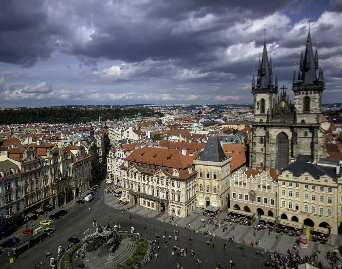 The Czech Republic Hunts for a New Source of Growth