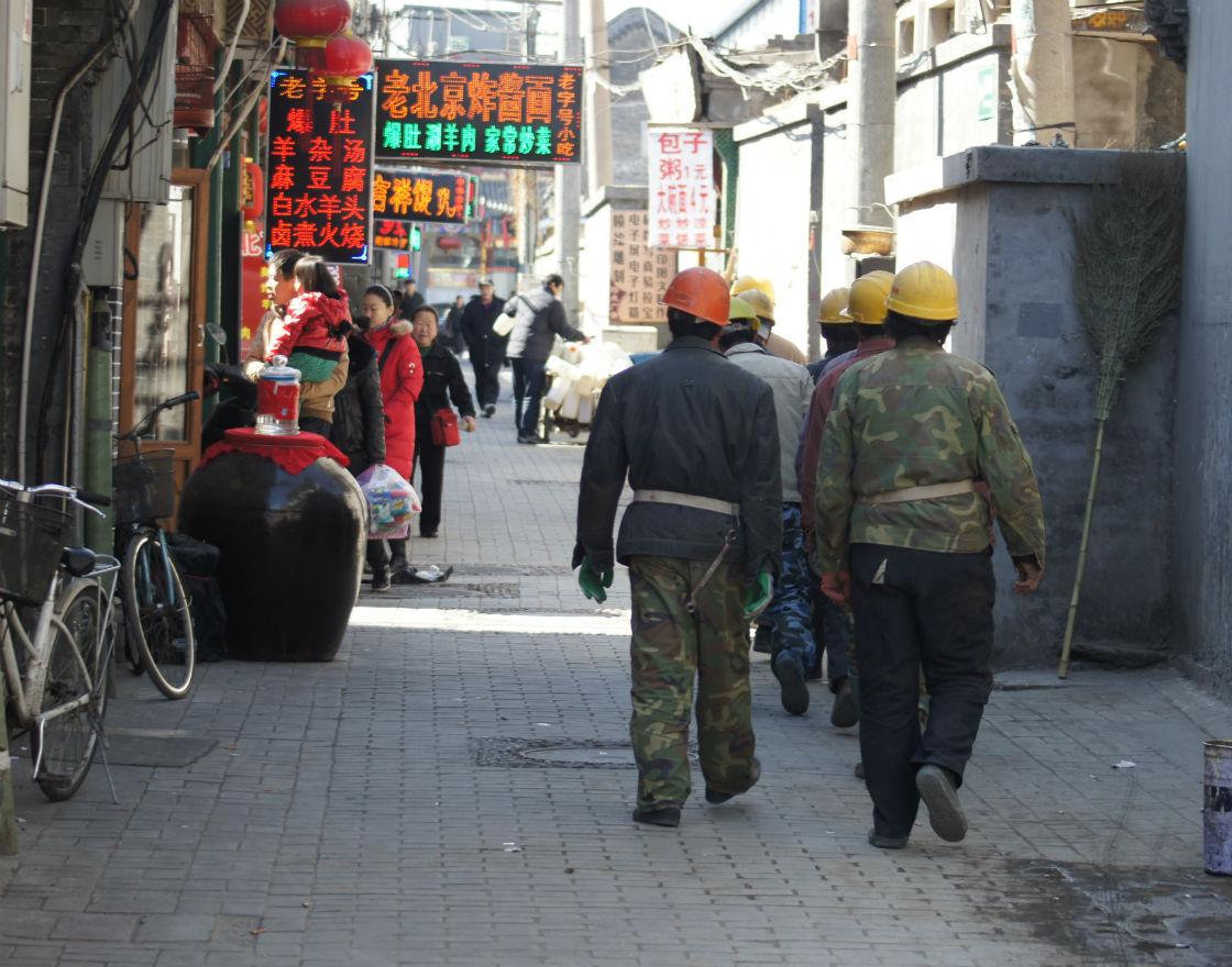 Chińskiej gospodarce kończą się punkty za pracowników