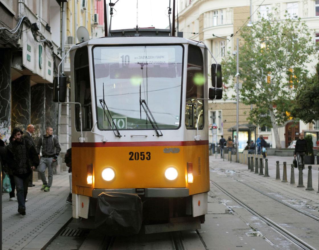 Wkrótce stare tramwaje w stolicy Bułgarii zostaną zastąpione nowymi pojazdami z bydgoskiej PESY. (CC By Lukas Plewnia)