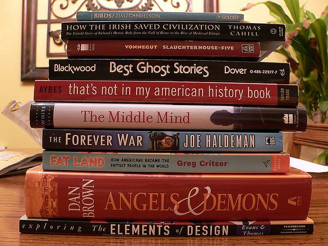 Zbyt niecierpliwi, by czytać książki