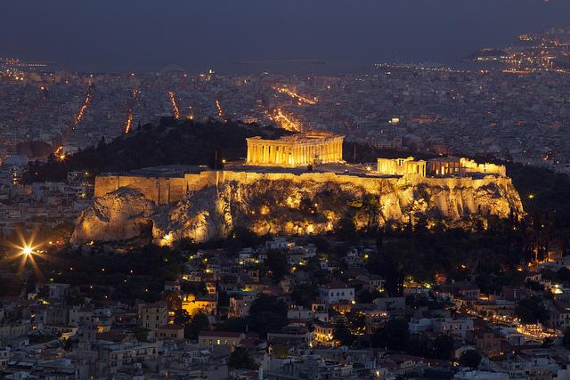 Niebezpiecznie blisko Grexitu