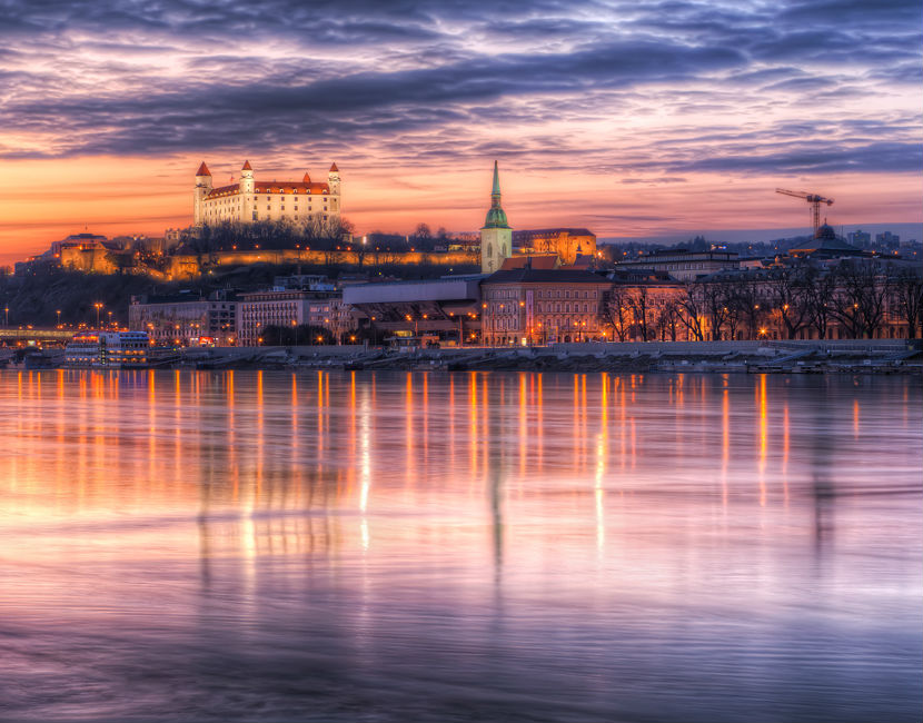 Słowacka gospodarka jeszcze zyska na taniej ropie