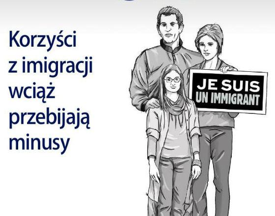 Wielka Brytnia zyskuje dzięki imigrantom
