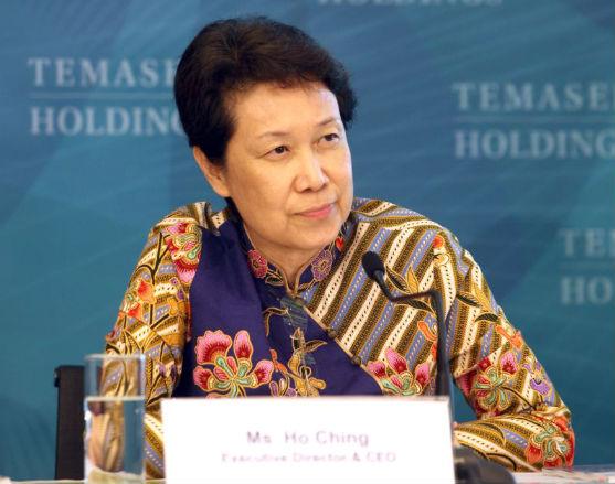 Ho Ching - prezes Temasek Holding, Nardowego Funduszu Inwestycyjnego Singapuru (CC BY Lucasmatti)
