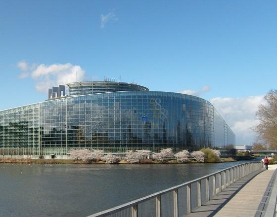 European Parliament, Strasbourg (CC BY inyucho)