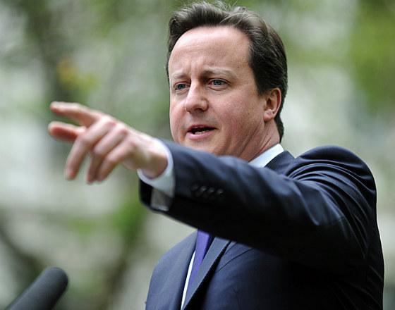 Dotychczasowy premier David Cameron Fot. (CC BY-NC-ND Number 10)