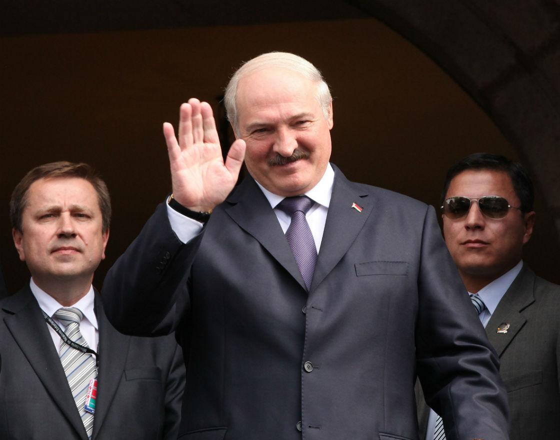 Career growth of Lukashenko - President of the Republic of Belarus 99