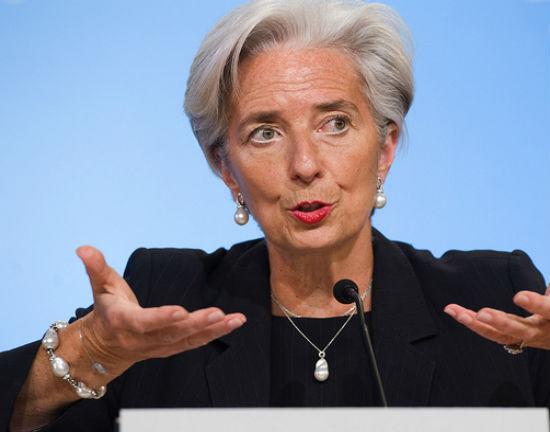 Lagarde: Chmury nad światową gospodarką pociemniały