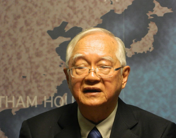 Prof. Wu Jinglian ostrzegał przed krachem giełd w Chinach (CC BY Chatham House)