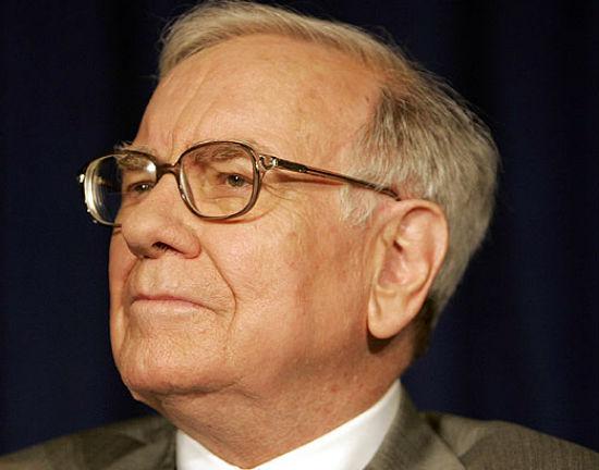 Warren Buffet CC BY-NC-ND Javler
