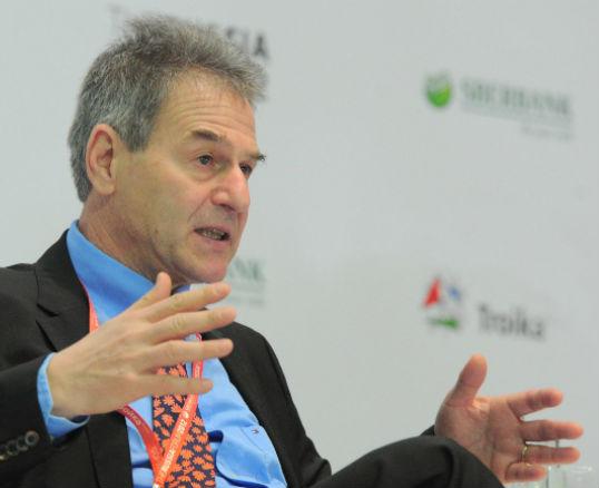 Charles Wyplosz (Fot. PAP)