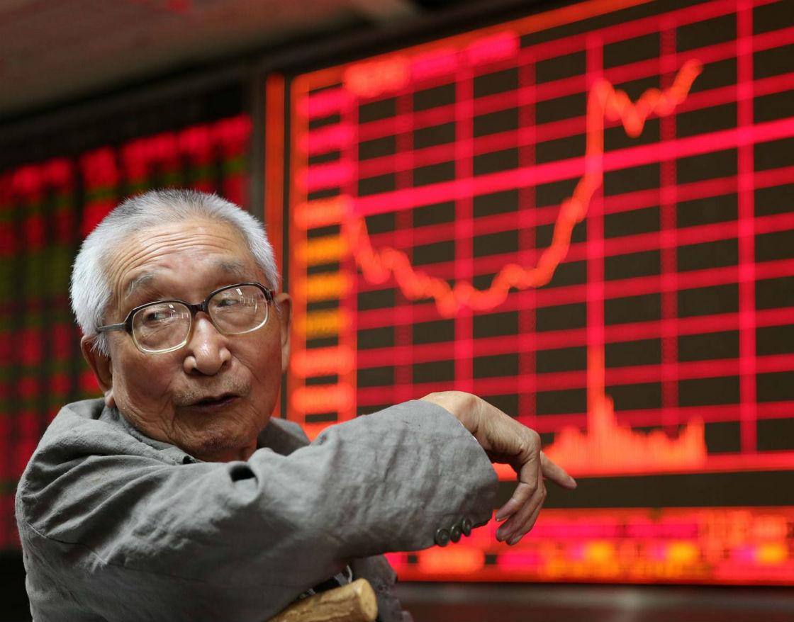 Krach na giełdzie bardziej martwi świat niż Chińczyków