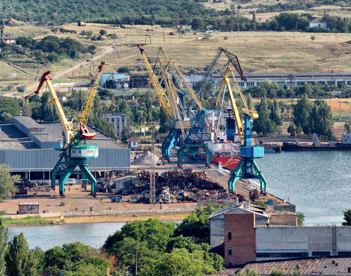 Krok za krokiem Ukraina żegna się ze statusem państwa morskiego