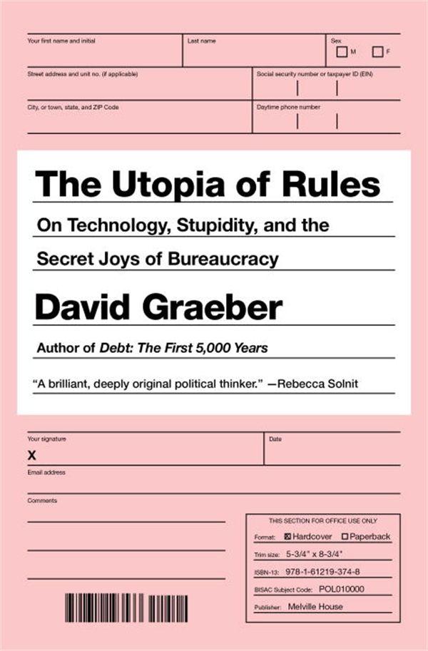 Ukryta miłość do biurokracji