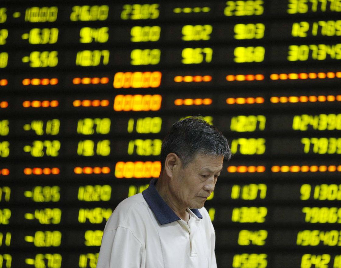 Krach na giełdzie wyhamuje chińską ekspansję