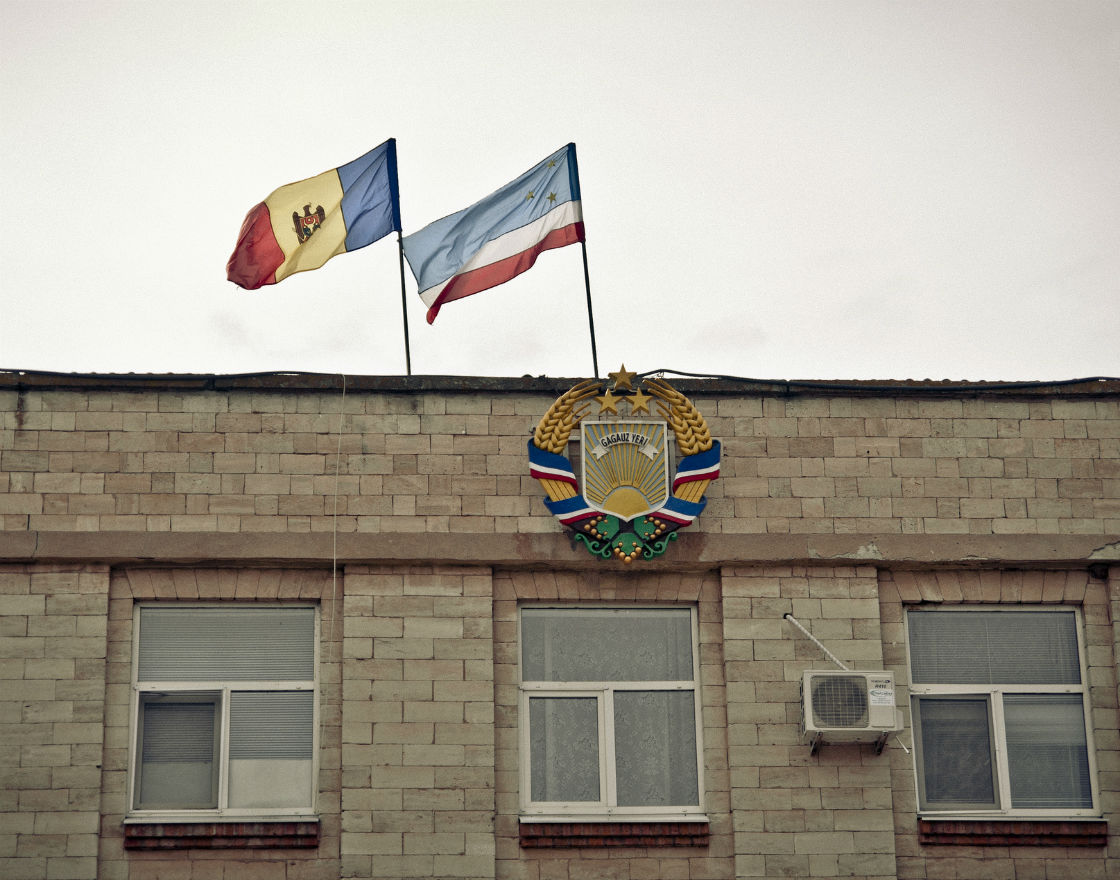 Mołdawia na polu minowym