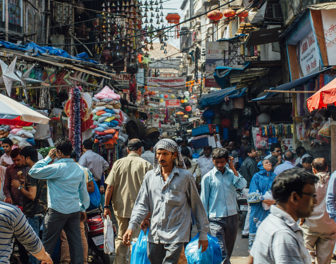 Promocja 'made in India', zamiast rozwoju rynku