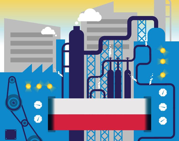 O wielkiej industrializacji marzymy od 200 lat