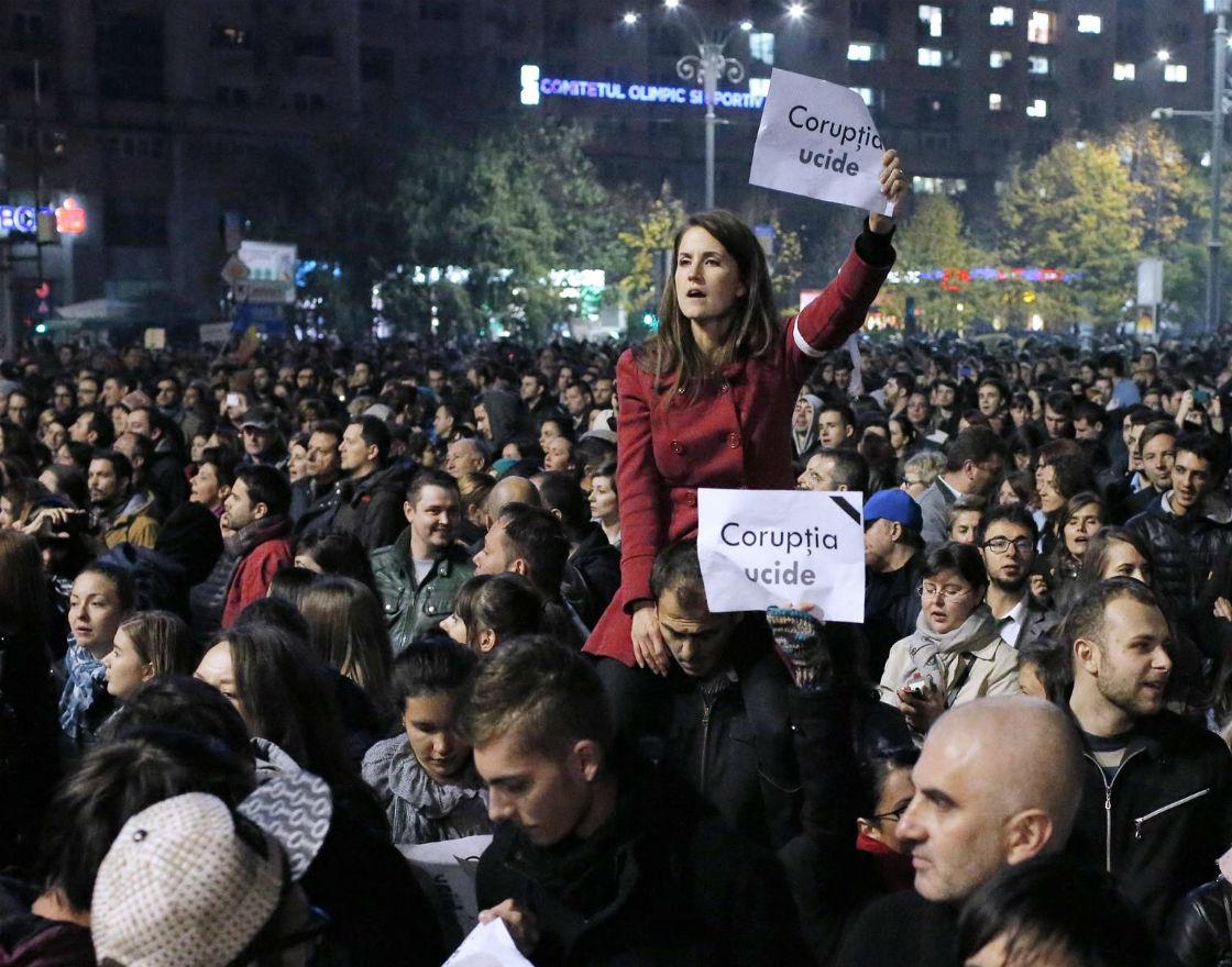 Rumunia chce politycznego oczyszczenia