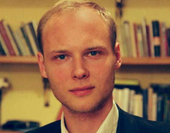 Maciej Sadowski, prezes fundacji StartUp Hub Poland