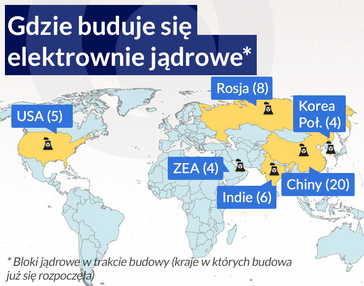 Polska: debiutantka w salonie reaktorów