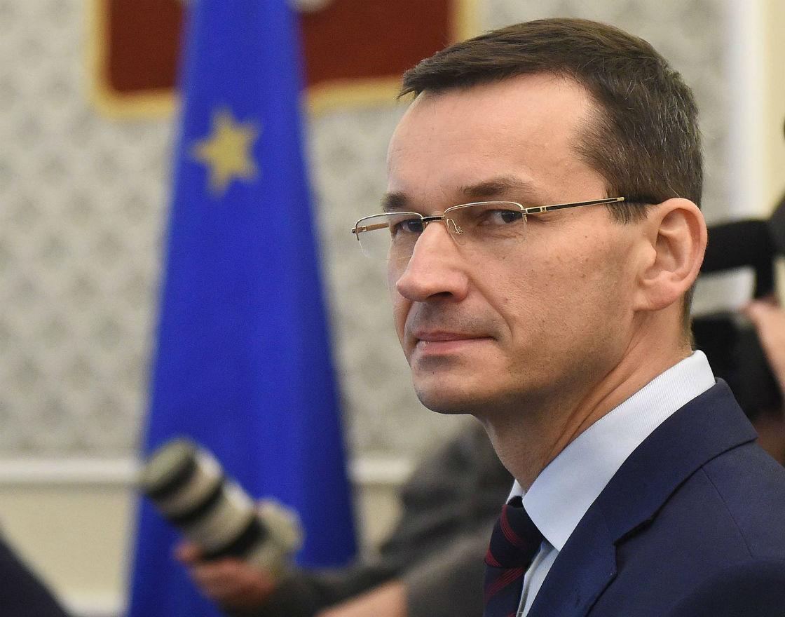 Morawiecki: Europa potrzebuje przemyślenia strefy euro