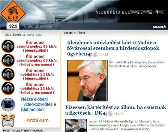 Nerwowe gry na węgierskim rynku medialnym