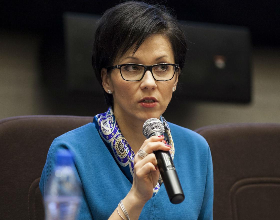 Małgorzata Zaleska (Fot. NBP)