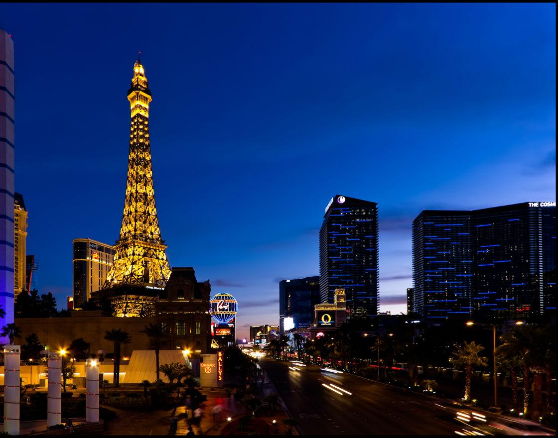 Las Vegas, Nevada. (Pedro Szekely CC BY-NC-SA)