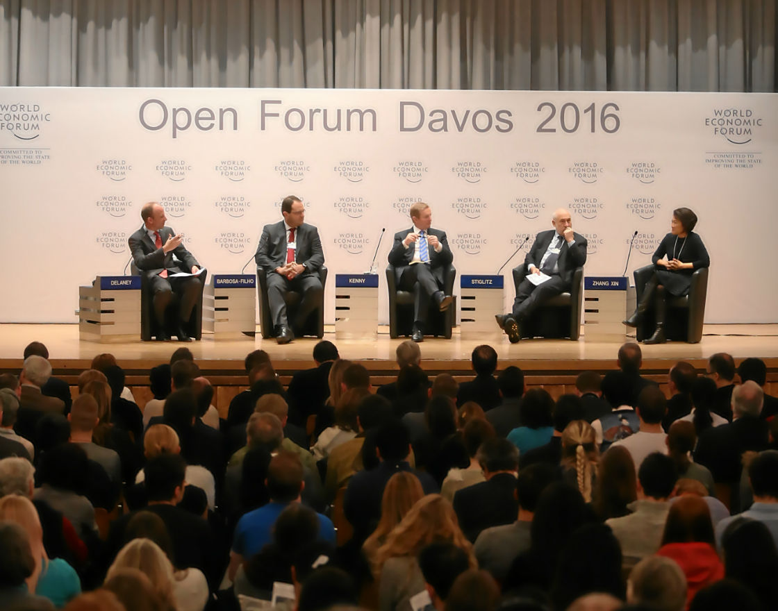 Davos: Rynki bez rządów sobie nie poradzą