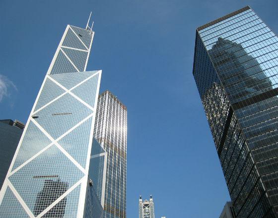 Budynek Bank of China (CC By NC ND teloro)