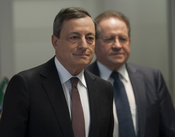 EBC w marcu uratuje euro po raz ostatni, potem kolej na rządy