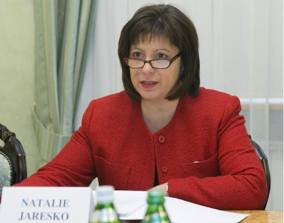 Budżet Ukrainy zapięty na aby aby