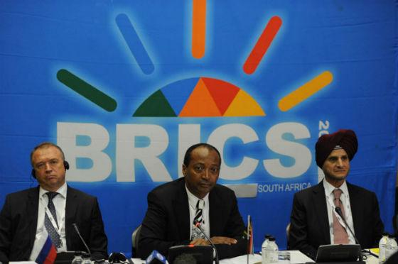 Spotkanie Rady Biznesu BRICS (CC BY-ND GovernmentZA)