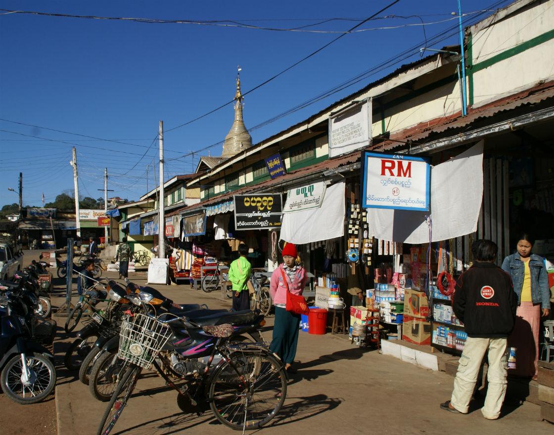Z nową demokracją do Birmy płyną nowe kapitały