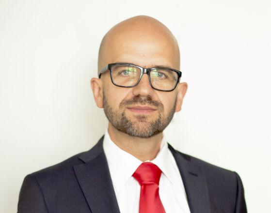 Piotr Zimmerman (fot. z archiwum rozmówcy)