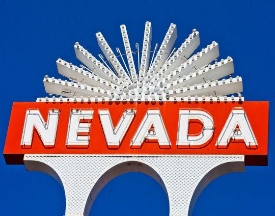 Nevada, jeden z amerykańskich rajów podatkowych.  (CC By NC Thomas Hawk)