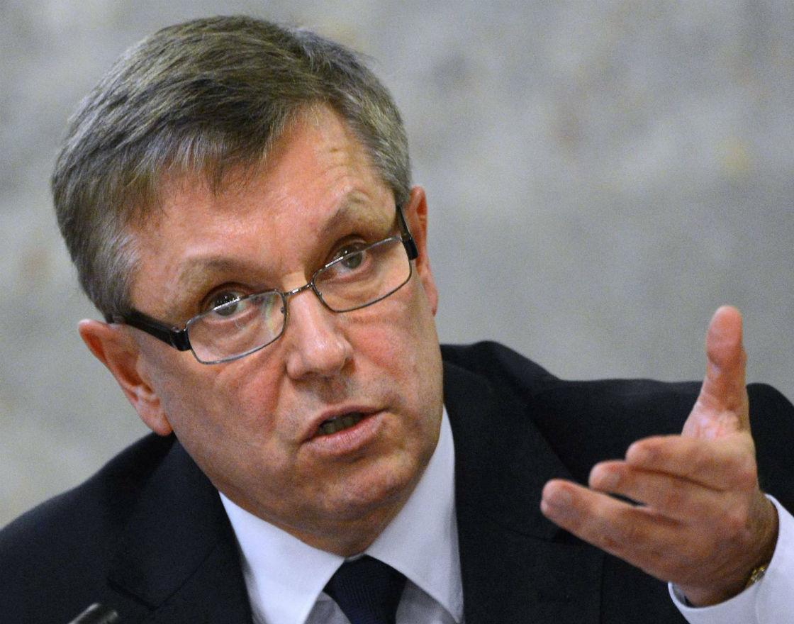 György Matolcsy, prezes MNB. (fot. PAP)