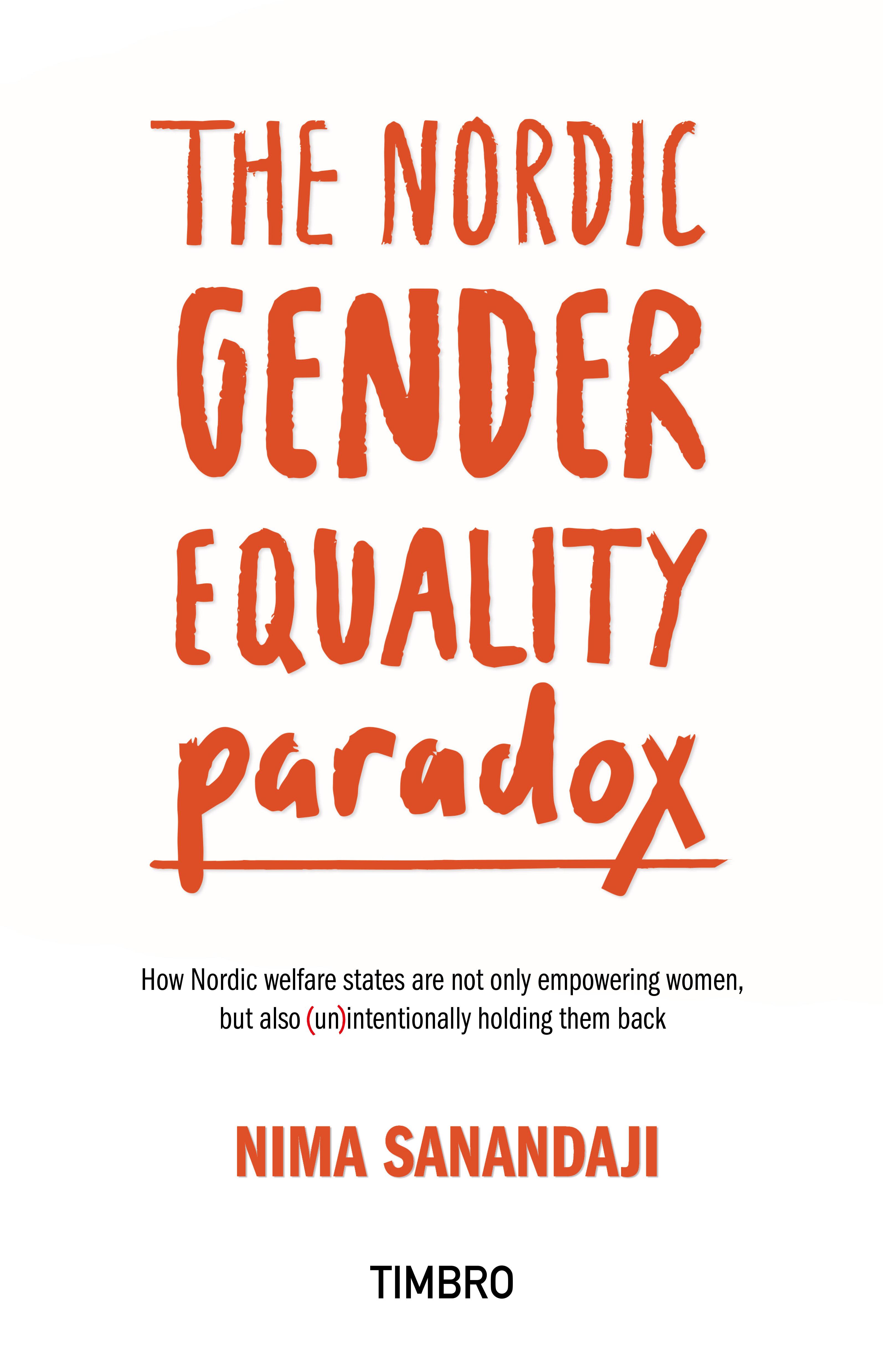 GenderEqualityParadox - okładka