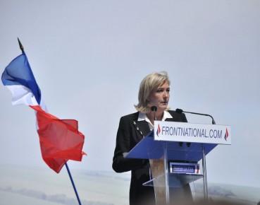Marine le Pen wzywa do zorganizowania we Francji referendum na wzór brytyjskiego. (CC By Blandine Le Cain)