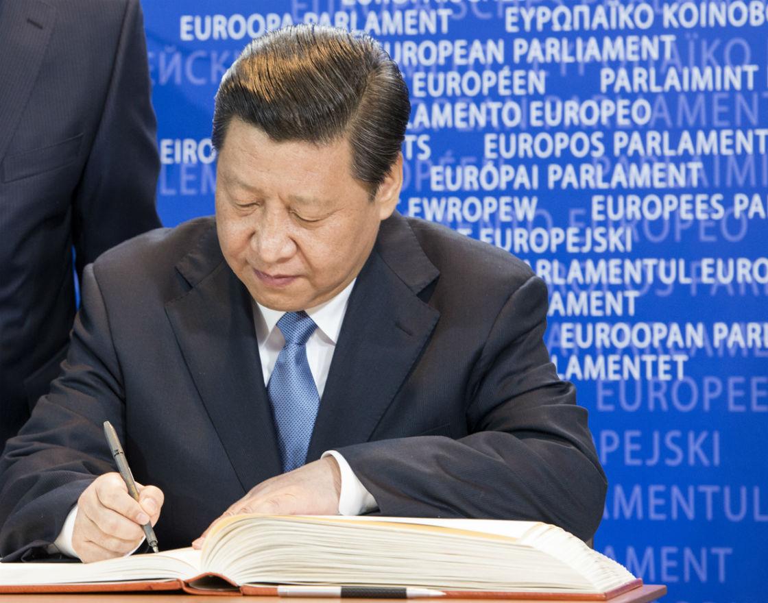 Chiny przypierają Niemcy do muru