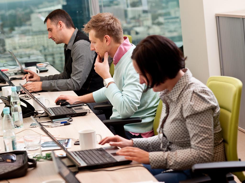 Usługi dla biznesu głównym pracodawcą w Polsce