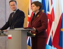 Brexit może kosztować Polskę 0,2-0,5 pkt proc. PKB