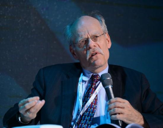 Stefan Ingves, prezes Banku Szwecji iszef Bazylejskiego Komitetu Nadzoru Bankowego. (Fot. EKF2016)