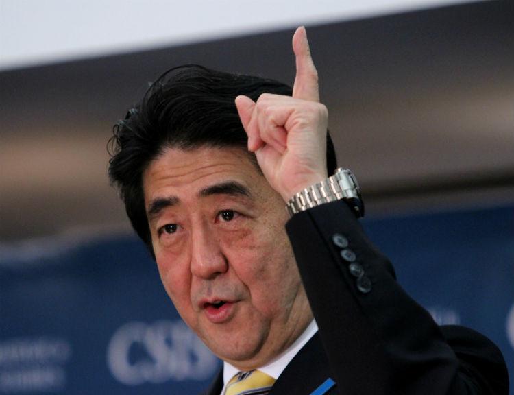 Japonia przygotowuje helikoptery z pieniędzmi