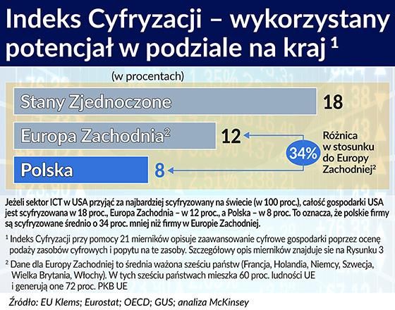Cyfrowe wyzwania polskiej gospodarki