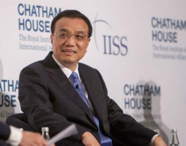 Premier Li Keqiang postrzega siebie jako liberalnego polityka  (CC BY 2.0 Chatham House)
