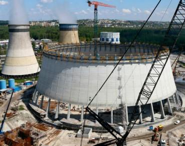 Budowa bloku 910 elektrowni w Jaworznie ma być ukończona w 2019 r. (fot. Tauron, materiały prasowe)